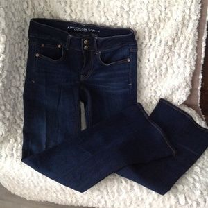 American Eagle Outfitters Artist Flair Jeans - 6s